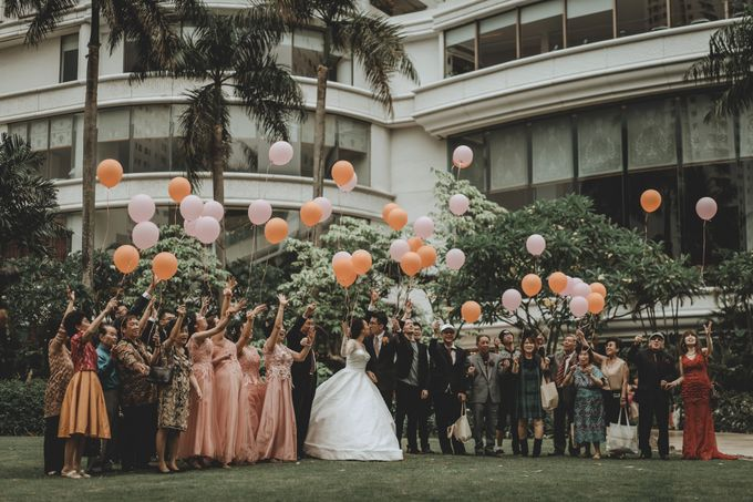 Davin & Penny Wedding Day by Chroma Pictures - 045