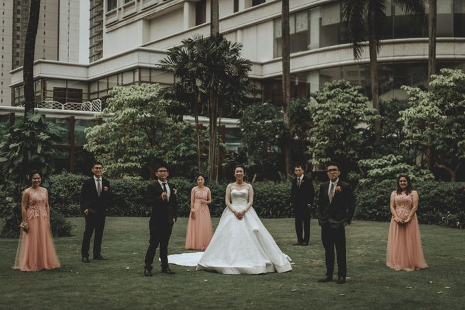 Davin & Penny Wedding Day by Chroma Pictures - 047