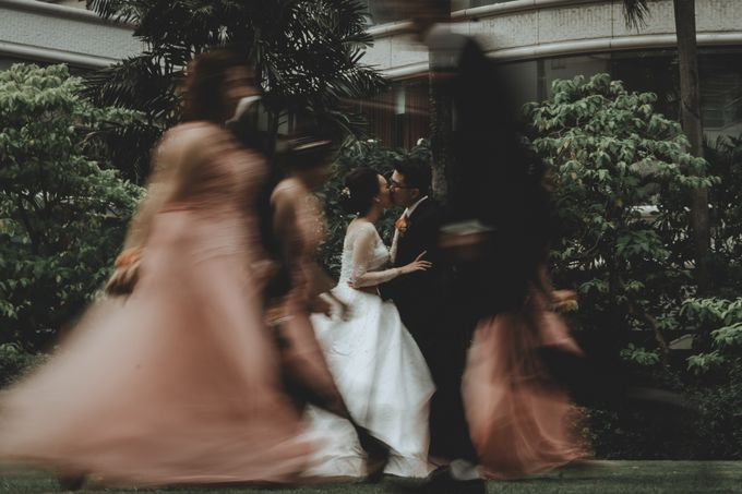 Davin & Penny Wedding Day by Chroma Pictures - 049