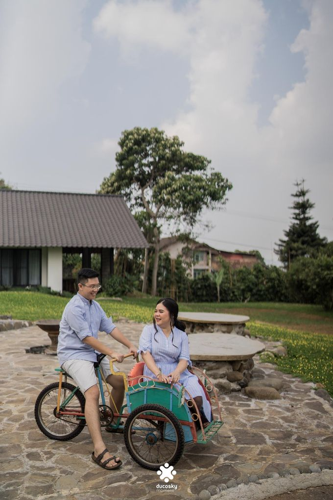 Davine Kartini Pre-Wedding | Countryside by Ducosky - 003