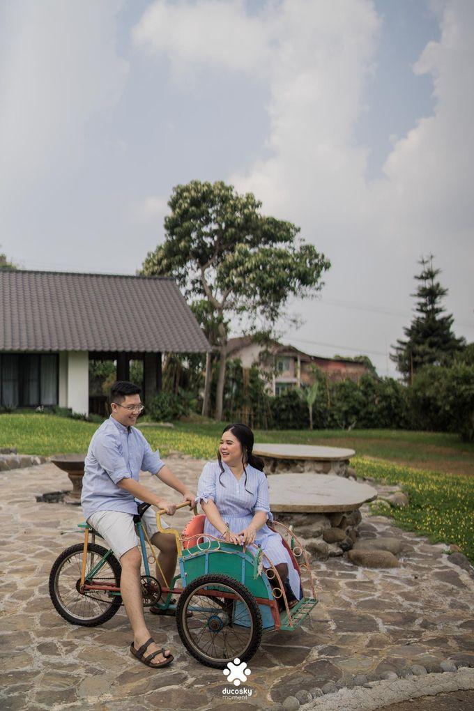 Davine Kartini Pre-Wedding | Countryside by Ducosky - 003