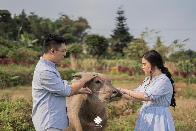 Davine Kartini Pre-Wedding | Countryside by Ducosky - 009