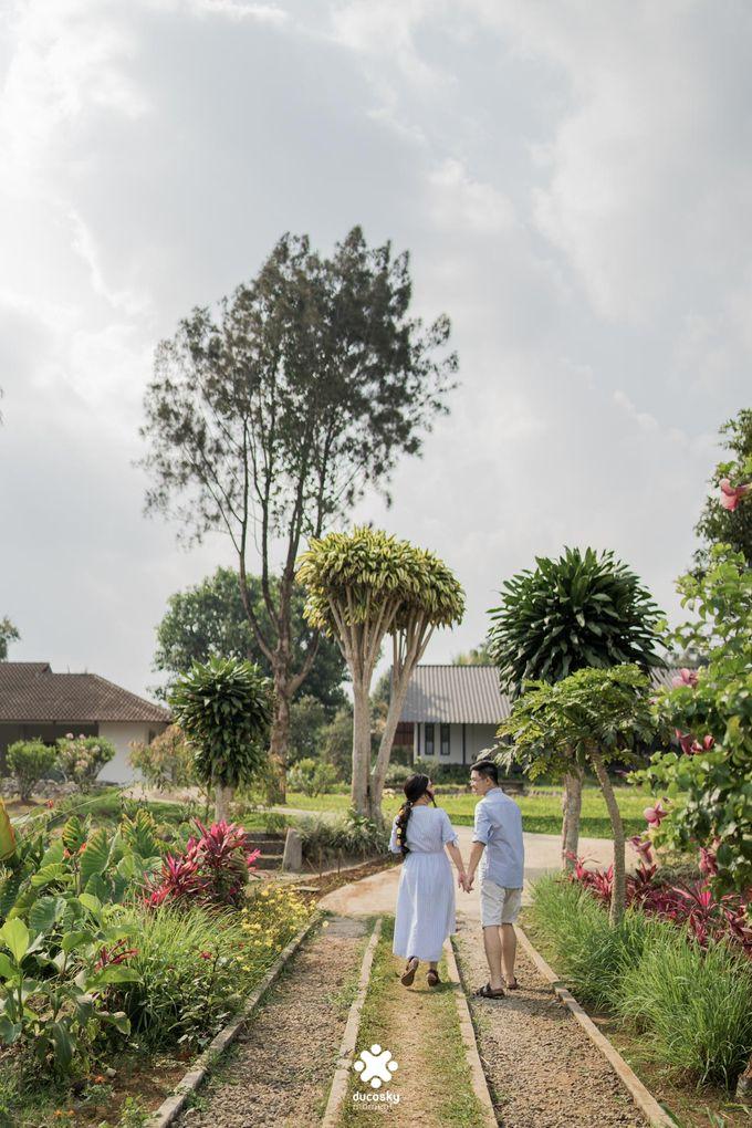 Davine Kartini Pre-Wedding | Countryside by Ducosky - 011