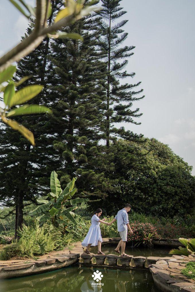 Davine Kartini Pre-Wedding | Countryside by Ducosky - 012