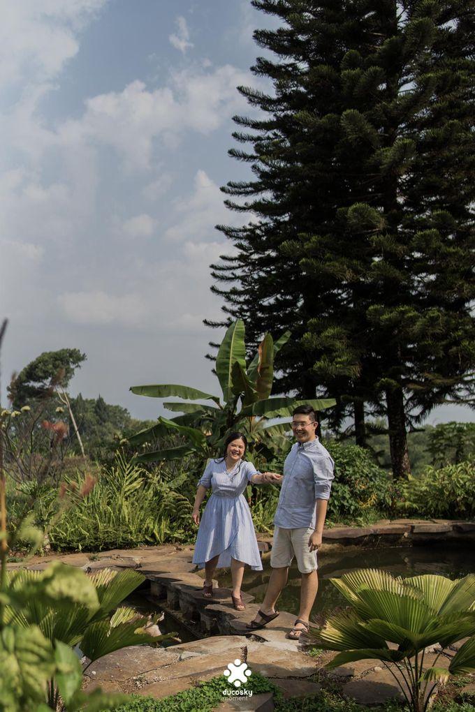 Davine Kartini Pre-Wedding | Countryside by Ducosky - 013