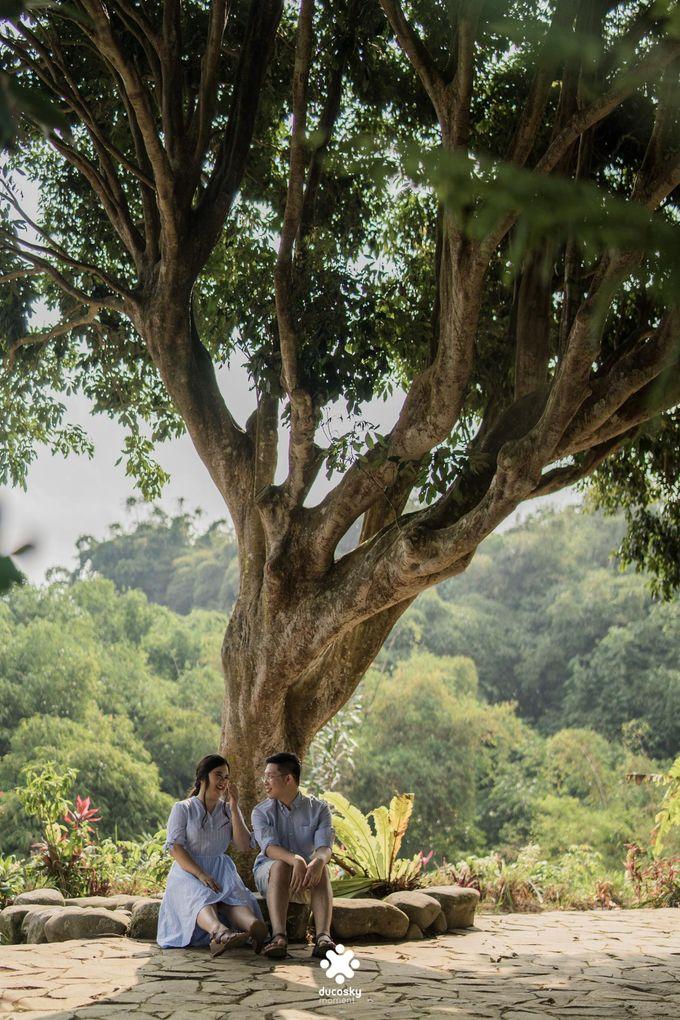 Davine Kartini Pre-Wedding | Countryside by Ducosky - 014