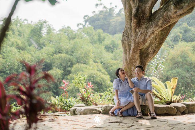 Davine Kartini Pre-Wedding | Countryside by Ducosky - 015