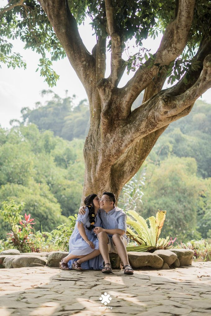 Davine Kartini Pre-Wedding | Countryside by Ducosky - 016