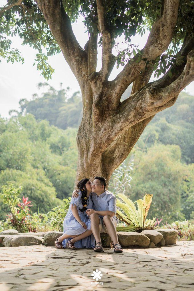 Davine Kartini Pre-Wedding | Countryside by Ducosky - 016