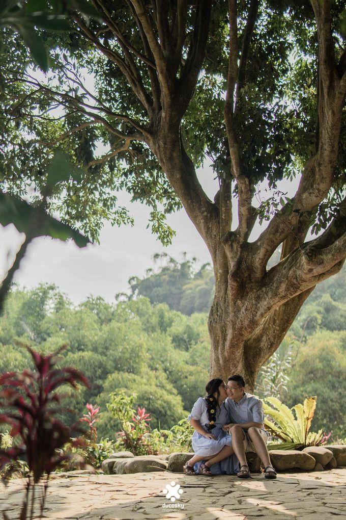 Davine Kartini Pre-Wedding | Countryside by Ducosky - 017