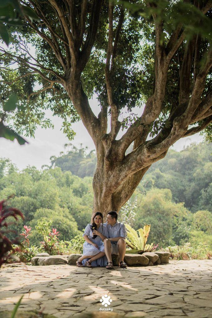 Davine Kartini Pre-Wedding | Countryside by Ducosky - 018