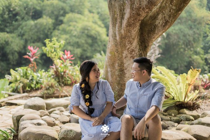 Davine Kartini Pre-Wedding | Countryside by Ducosky - 019