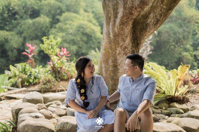 Davine Kartini Pre-Wedding | Countryside by Ducosky - 019