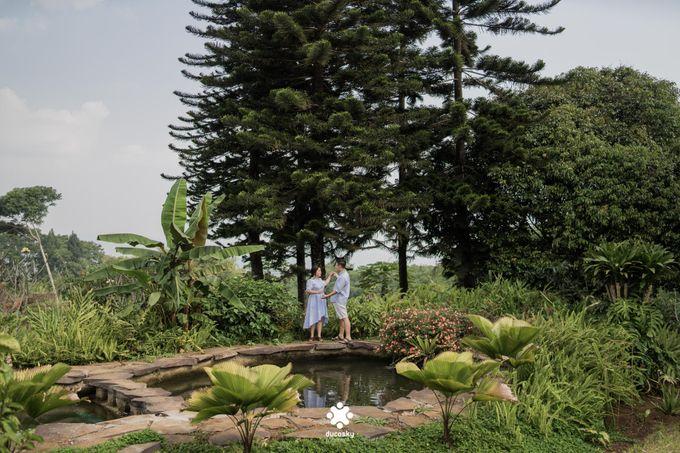 Davine Kartini Pre-Wedding | Countryside by Ducosky - 020