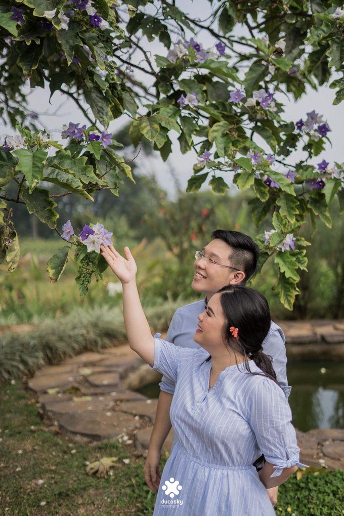 Davine Kartini Pre-Wedding | Countryside by Ducosky - 023