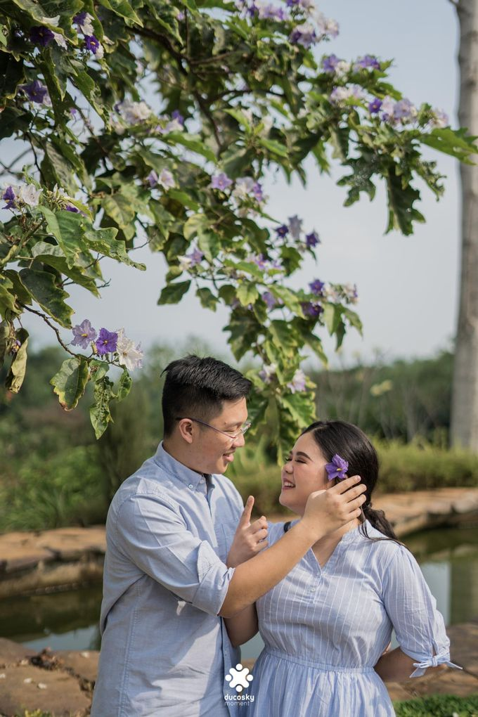 Davine Kartini Pre-Wedding | Countryside by Ducosky - 024