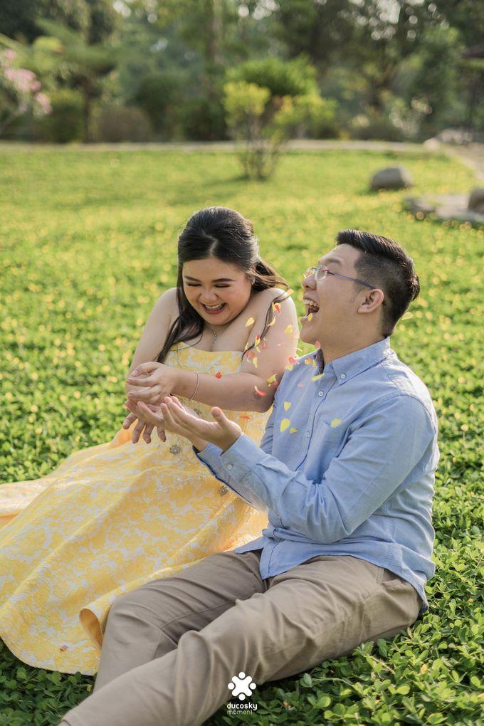 Davine Kartini Pre-Wedding | You Taste Like Sunshine by Ducosky - 008