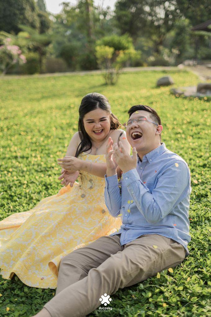 Davine Kartini Pre-Wedding | You Taste Like Sunshine by Ducosky - 009