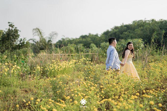 Davine Kartini Pre-Wedding | You Taste Like Sunshine by Ducosky - 014