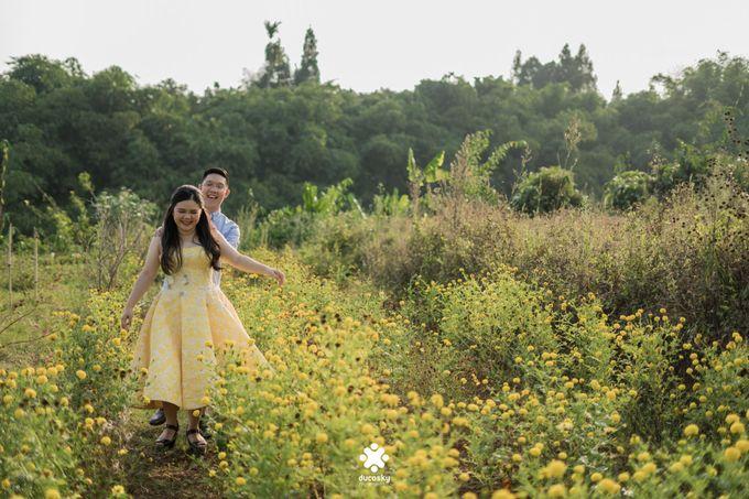 Davine Kartini Pre-Wedding | You Taste Like Sunshine by Ducosky - 015