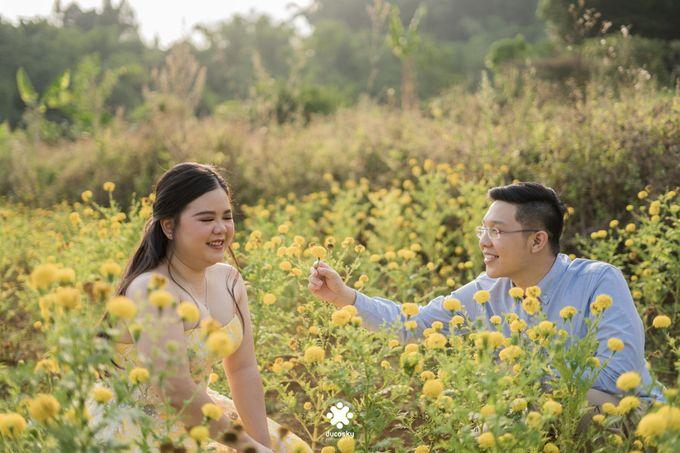 Davine Kartini Pre-Wedding | You Taste Like Sunshine by Ducosky - 024