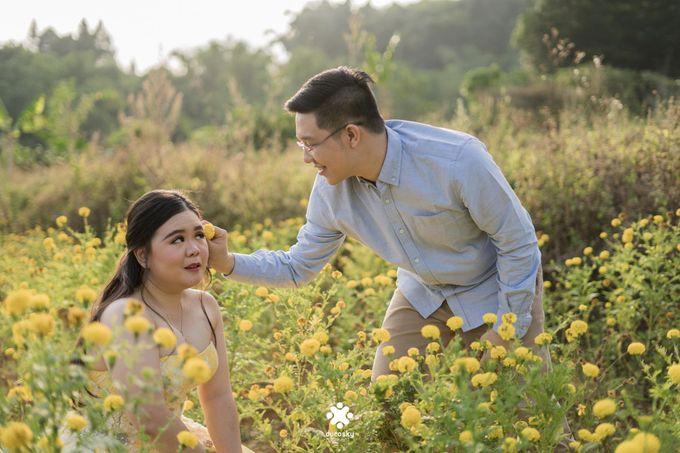 Davine Kartini Pre-Wedding | You Taste Like Sunshine by Ducosky - 025