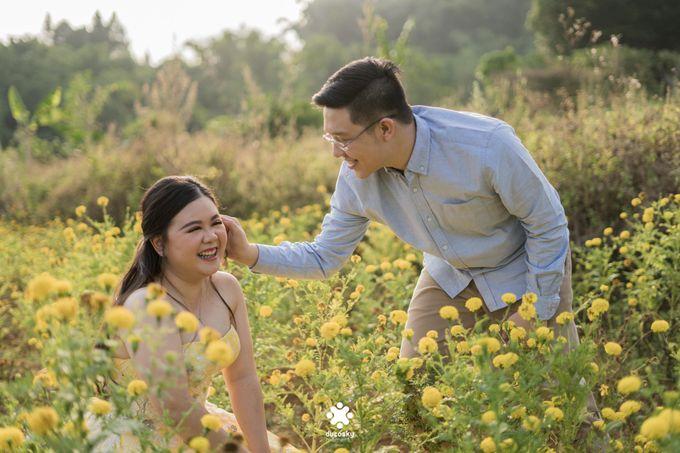 Davine Kartini Pre-Wedding | You Taste Like Sunshine by Ducosky - 026