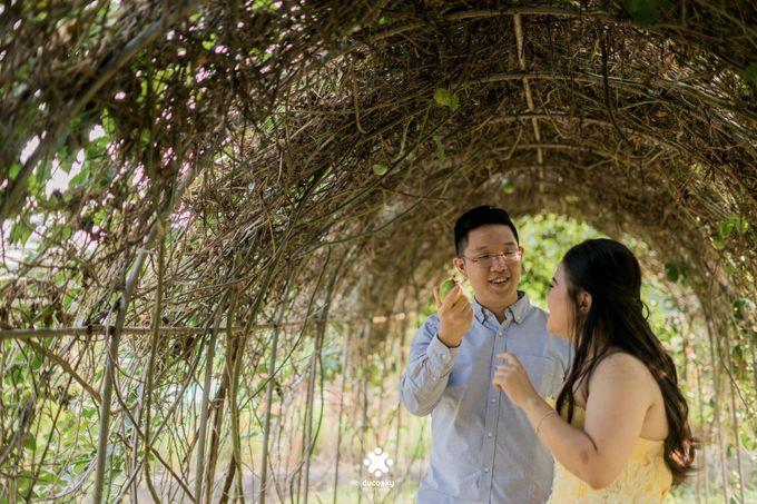 Davine Kartini Pre-Wedding | You Taste Like Sunshine by Ducosky - 030