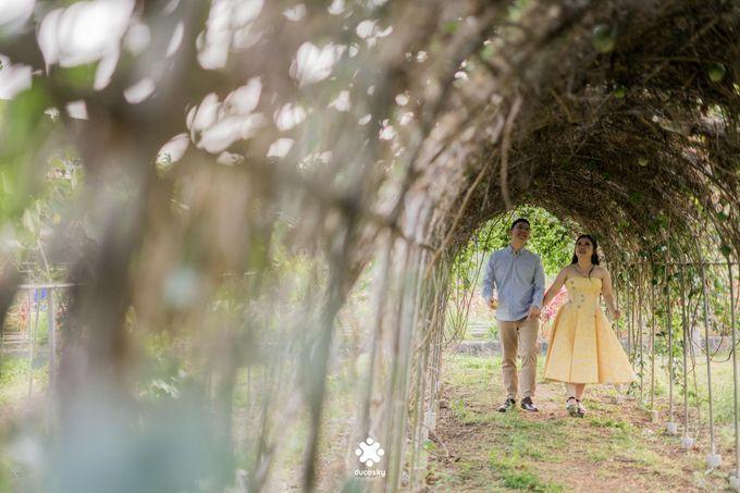 Davine Kartini Pre-Wedding | You Taste Like Sunshine by Ducosky - 031
