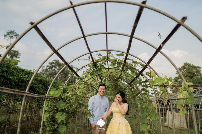 Davine Kartini Pre-Wedding | You Taste Like Sunshine by Ducosky - 033