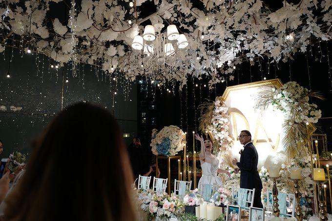 Wedding of Daniel & Arlina by La'SEINE Function Hall - 008