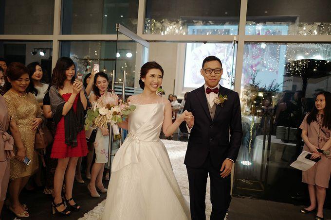 Wedding of Daniel & Arlina by La'SEINE Function Hall - 002