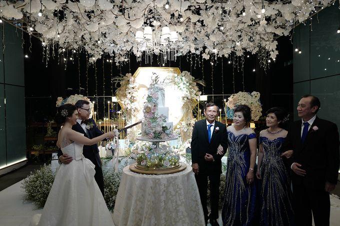 Wedding of Daniel & Arlina by La'SEINE Function Hall - 004