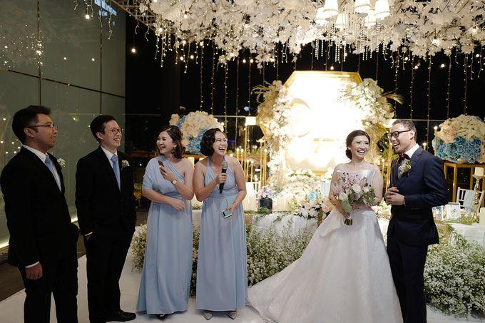 Wedding of Daniel & Arlina by La'SEINE Function Hall - 005