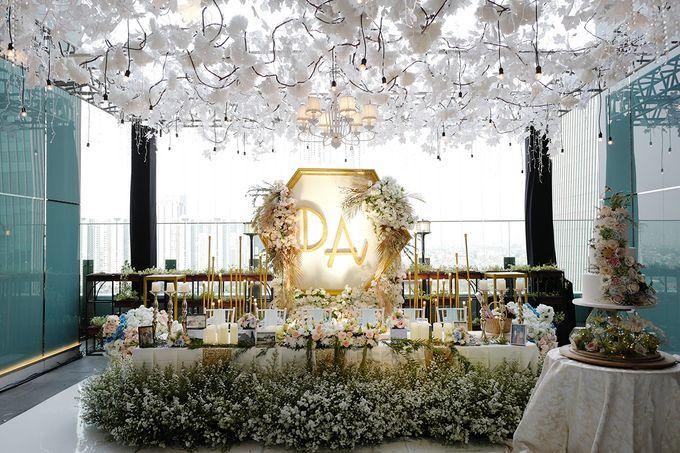 Wedding of Daniel & Arlina by La'SEINE Function Hall - 001