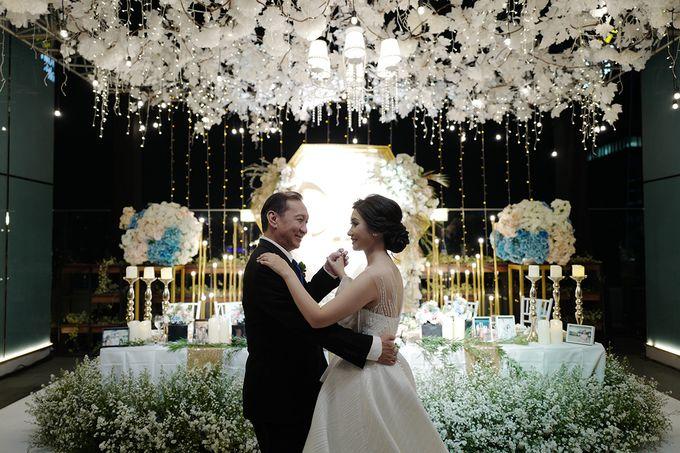 Wedding of Daniel & Arlina by La'SEINE Function Hall - 006