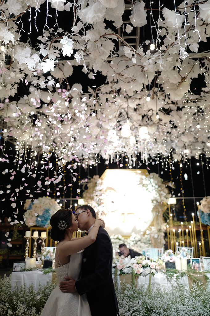 Wedding of Daniel & Arlina by La'SEINE Function Hall - 007