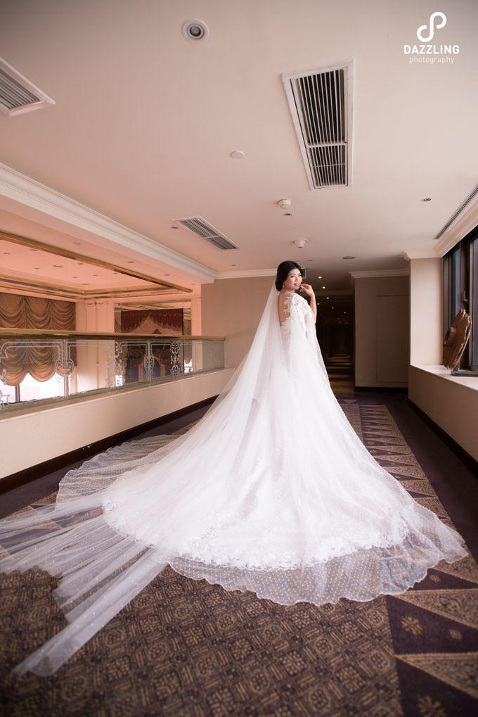 Joe & Wendy Wedding by Adhyakti Wedding Planner & Organizer - 002