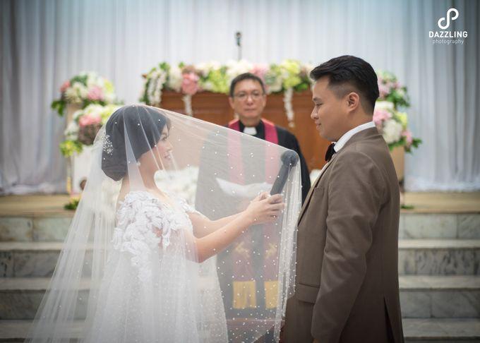 Joe & Wendy Wedding by Adhyakti Wedding Planner & Organizer - 013