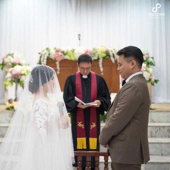 Joe & Wendy Wedding by Adhyakti Wedding Planner & Organizer - 014