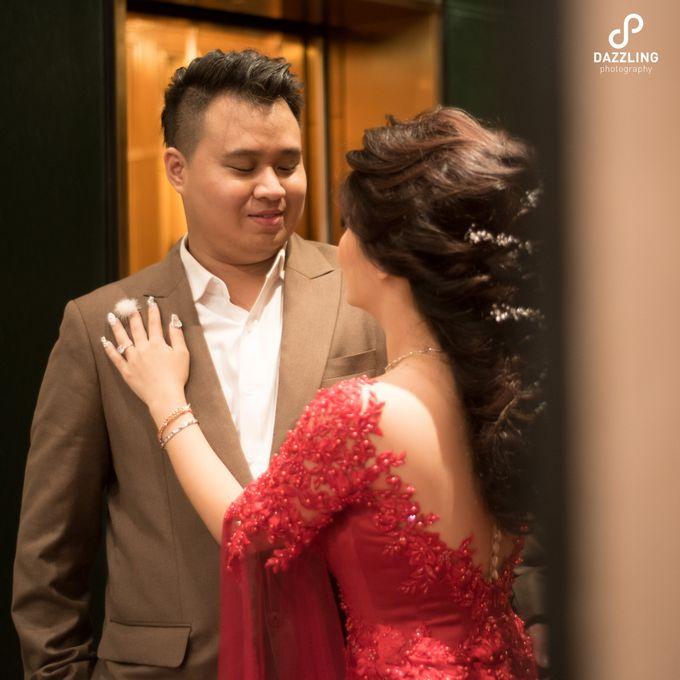 Joe & Wendy Wedding by Adhyakti Wedding Planner & Organizer - 016
