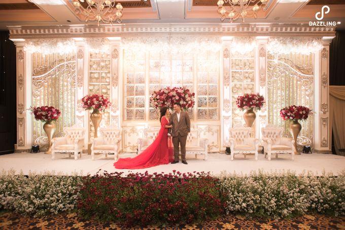 Joe & Wendy Wedding by Adhyakti Wedding Planner & Organizer - 018