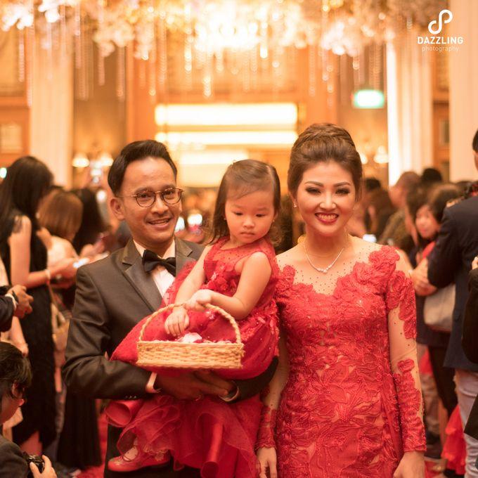 Joe & Wendy Wedding by Adhyakti Wedding Planner & Organizer - 017