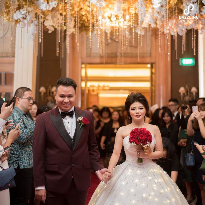 Joe & Wendy Wedding by Adhyakti Wedding Planner & Organizer - 020