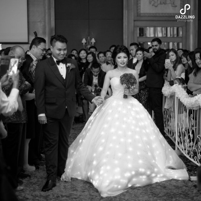 Joe & Wendy Wedding by Adhyakti Wedding Planner & Organizer - 019