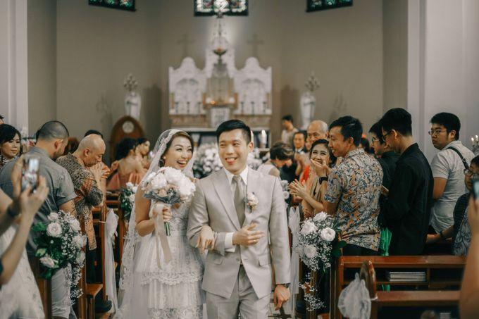 Alvin & Natasha Wedding by Philip Formalwear - 032