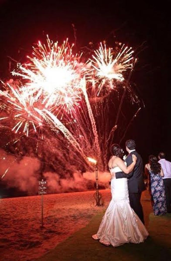Fireworks by Bali Wedding Entertainment - 001