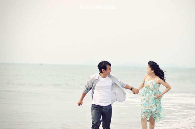 Prewedding of frisna + nanda by The Move Up Portraiture - 003