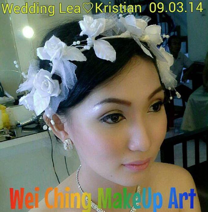 Weiching Bridal by Weiching Bridal Make Up - 006