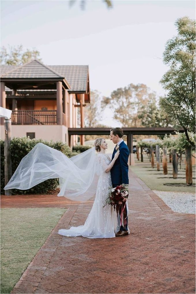 Spring Wedding at the Vines Country Club in the swan Valley Sarah & Glen by Anna Campbell - 020